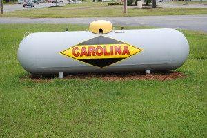 Carolina Fuels Propane Tank