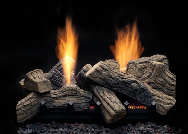 gas logs in Greensboro