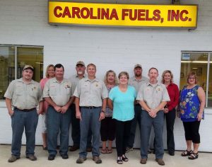 Carolina Fuels Team