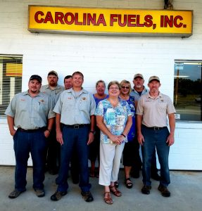 Carolina Fuels Team 2018