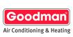 Goodman heating and air logo
