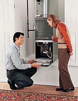 furnace repair Burlington