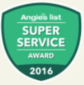 Angies List Super Service by Berico in 2016