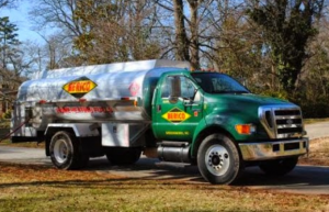 Propane Delivery Service in Burlington
