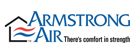 Armstrong HVAC system logo