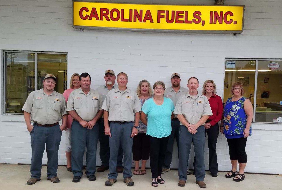 Carolina Fuels Team
