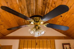 Use Ceiling Fans and set your Thermostat Higher