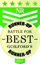 BFGB Runner Up Logo