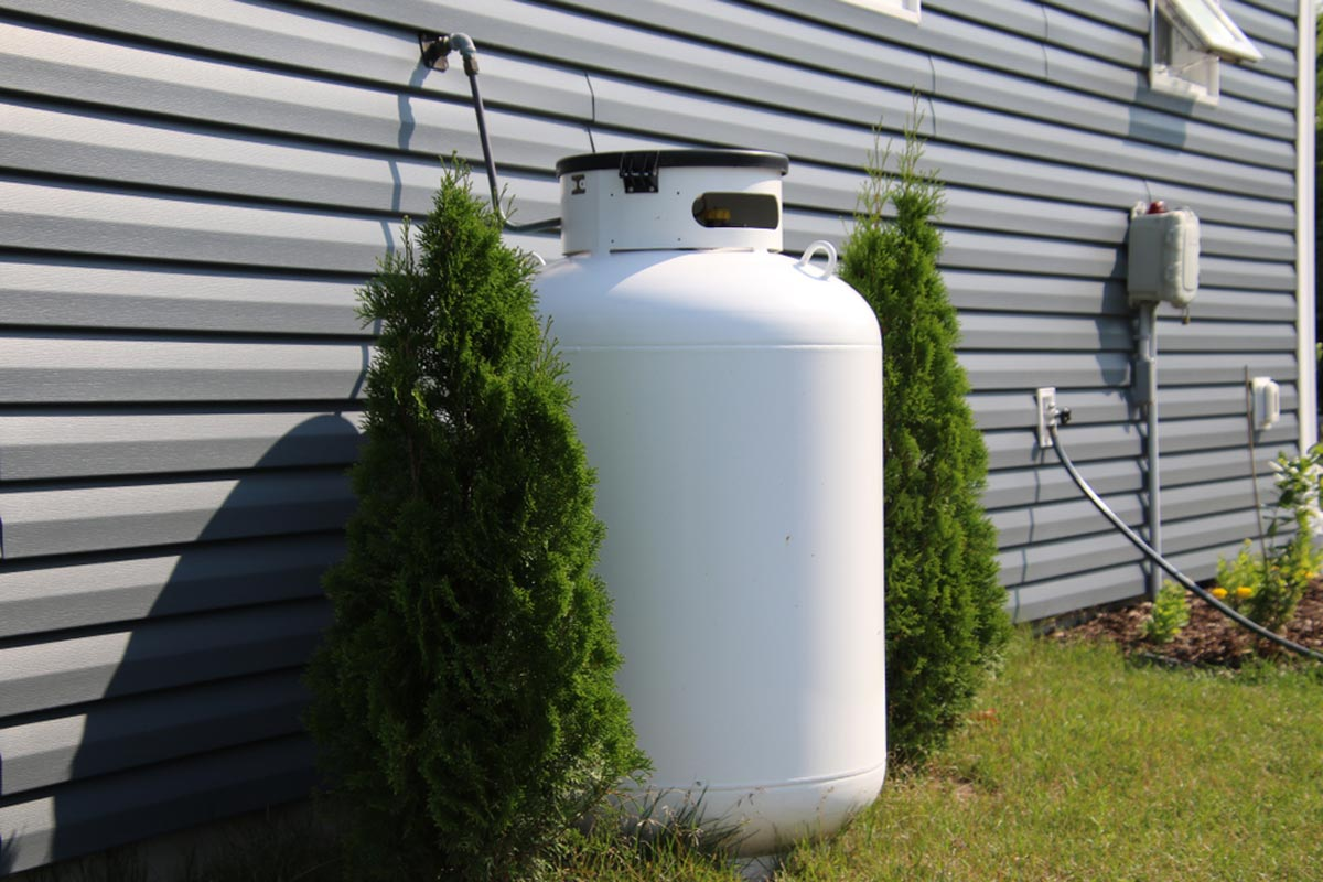 4 Warning Signs Of Trouble With Your Propane Tank Berico